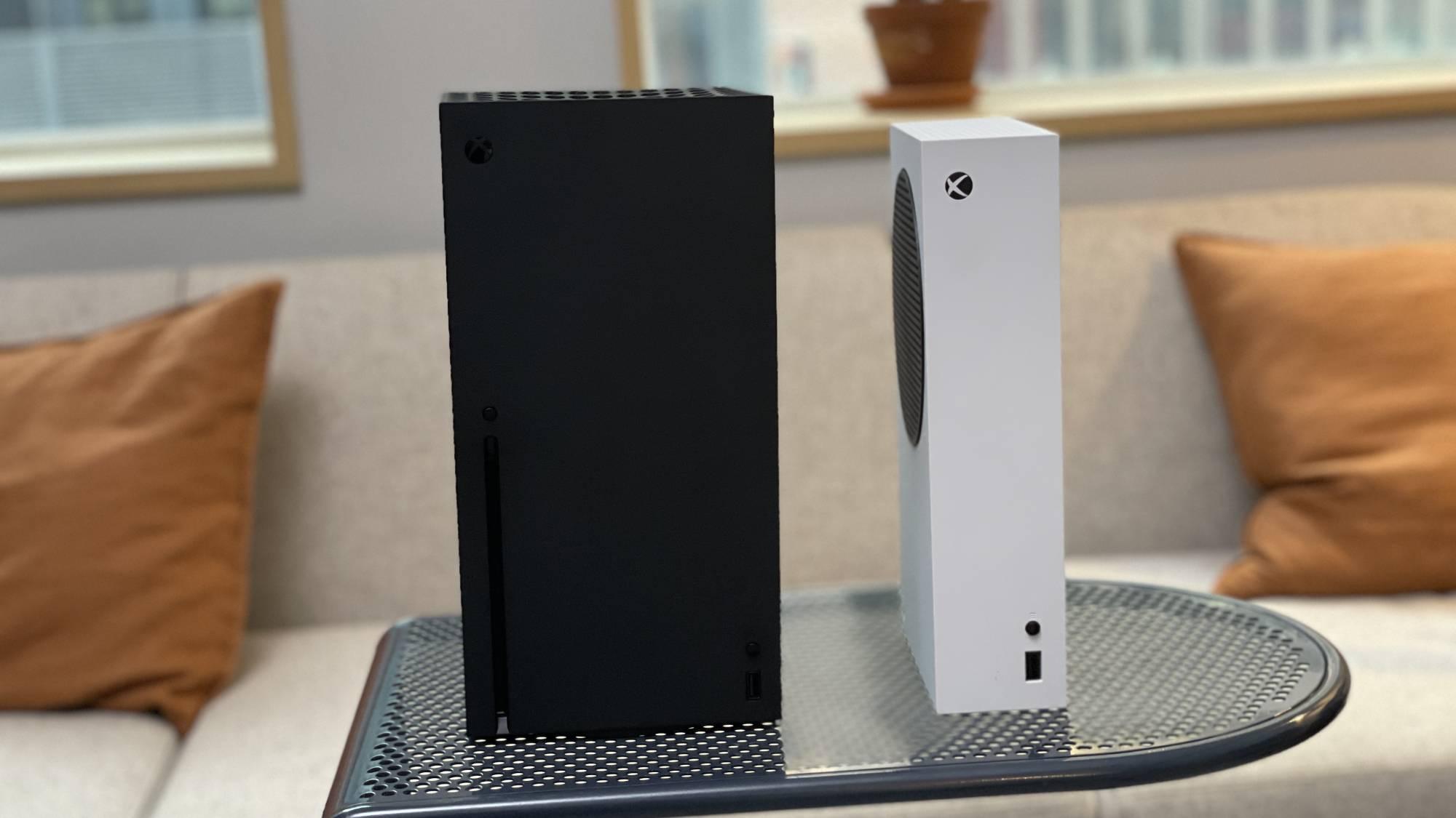 Reposición de existencias de Xbox Series X.