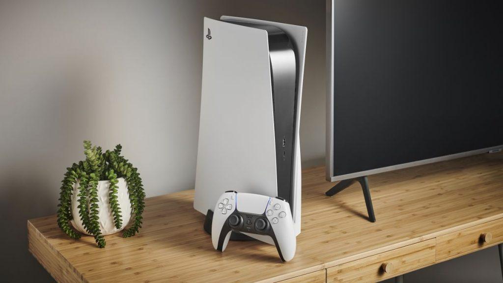 La PS5 se vende en Sony Direct; las existencias se pueden encontrar a continuación