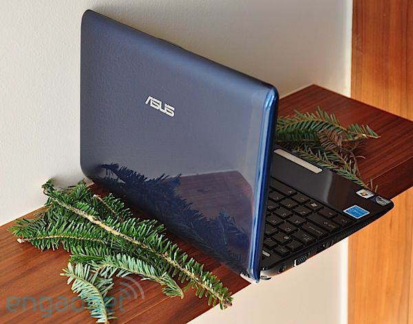 PC azul Eee