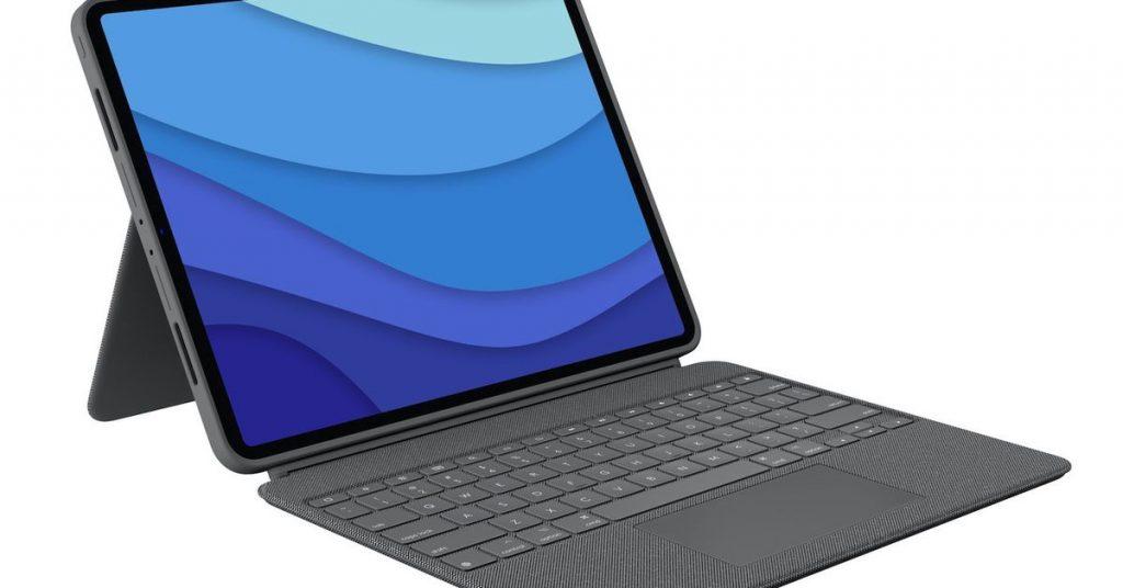 Logitech ha anunciado la alternativa más barata al Magic Keyboard para el nuevo iPad Pro