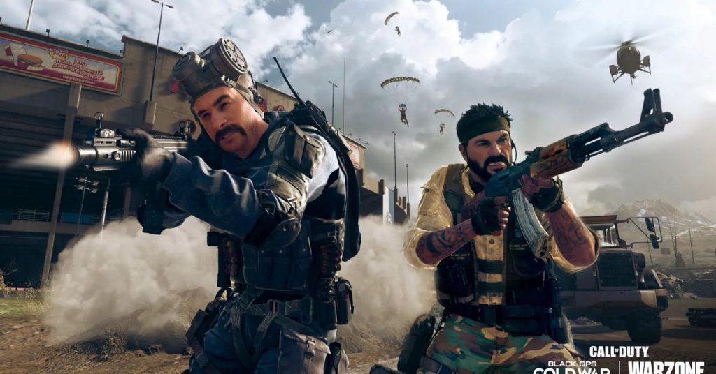 Call of Duty: Warzone tira de Fortnite con el lanzamiento de su nuevo mapa