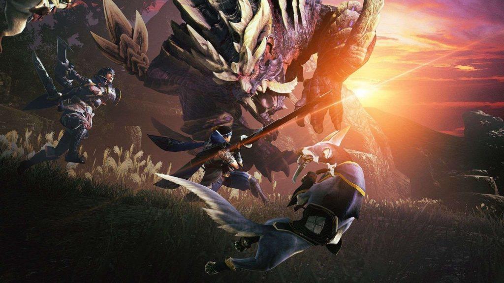 La primera gran actualización de Monster Hunter Rise llegará mañana