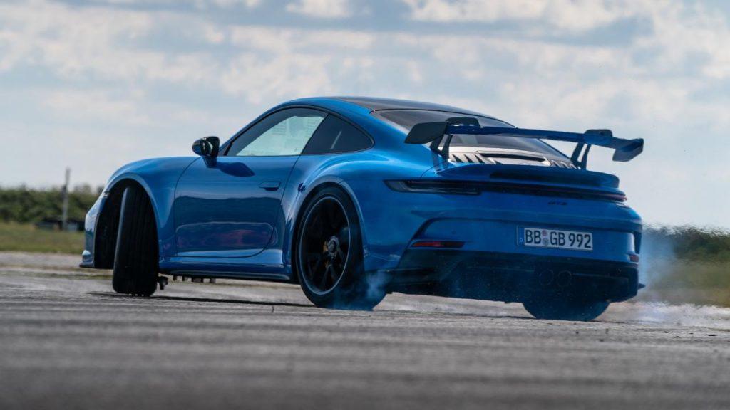 Revisión del Porsche 911 GT3 (992)