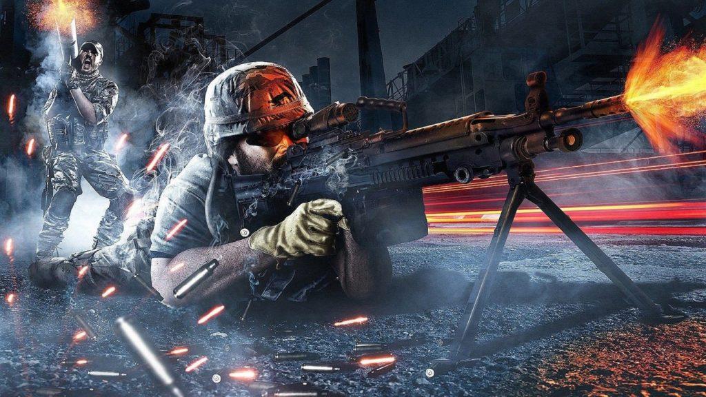 Filtración de capturas de pantalla de Battlefield 2021