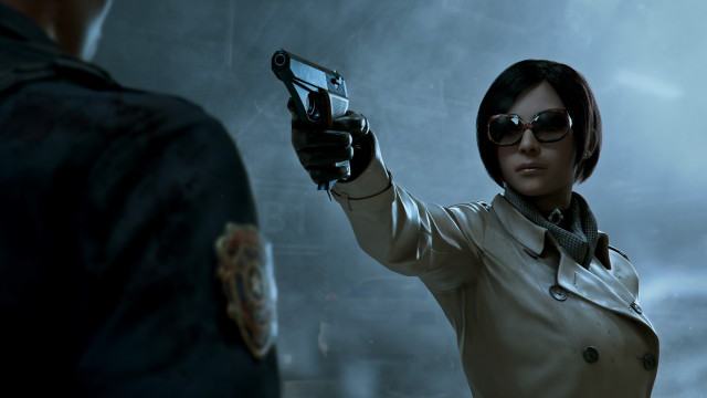 Ada Wong ha sido aislada de Resident Evil Village