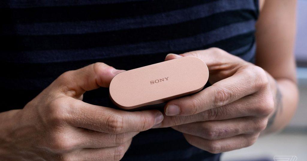 La próxima fuga de auriculares 1000XM4 de Sony revela un diseño completamente nuevo