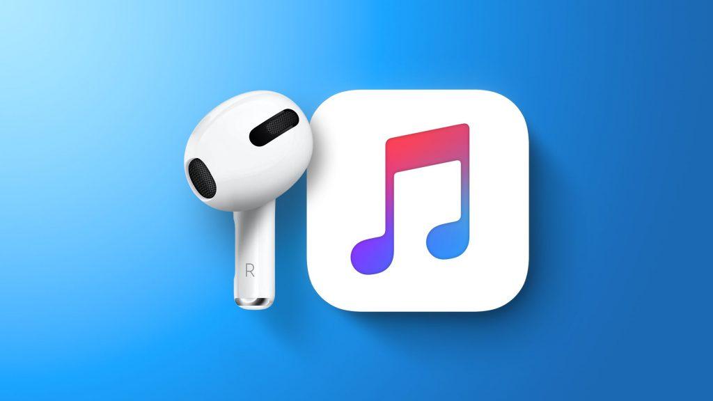 Rumor: Apple anuncia AirPods de tercera generación y Apple Music Tier de alta fidelidad el 18 de mayo