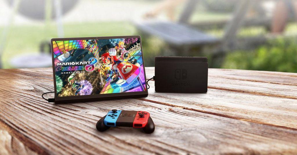 La nueva tableta Android de 13 pulgadas de Lenovo también funciona como una pantalla de interruptor portátil