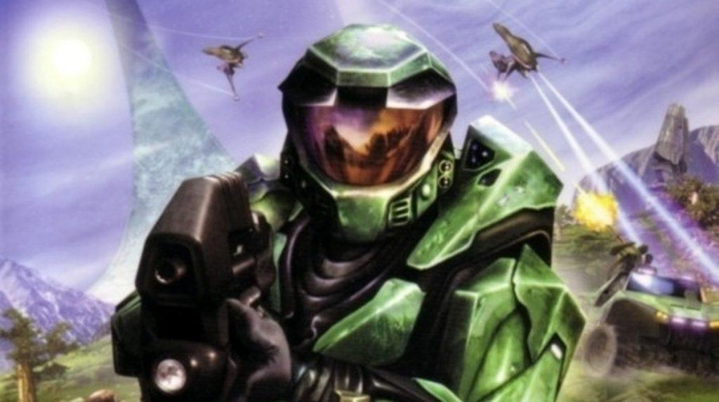 343 Actualización de Halo 1 en The Master Chief Collection para que coincida con las imágenes del lanzamiento original de Xbox • Eurogamer.net