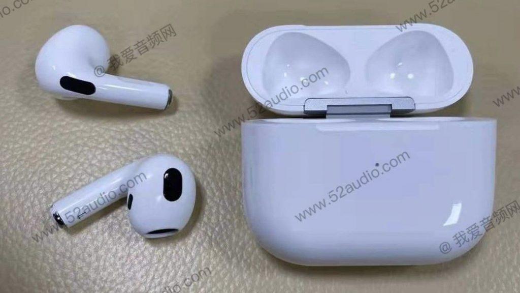 AirPods 3 podría lanzarse junto con el nuevo Apple Music HiFi