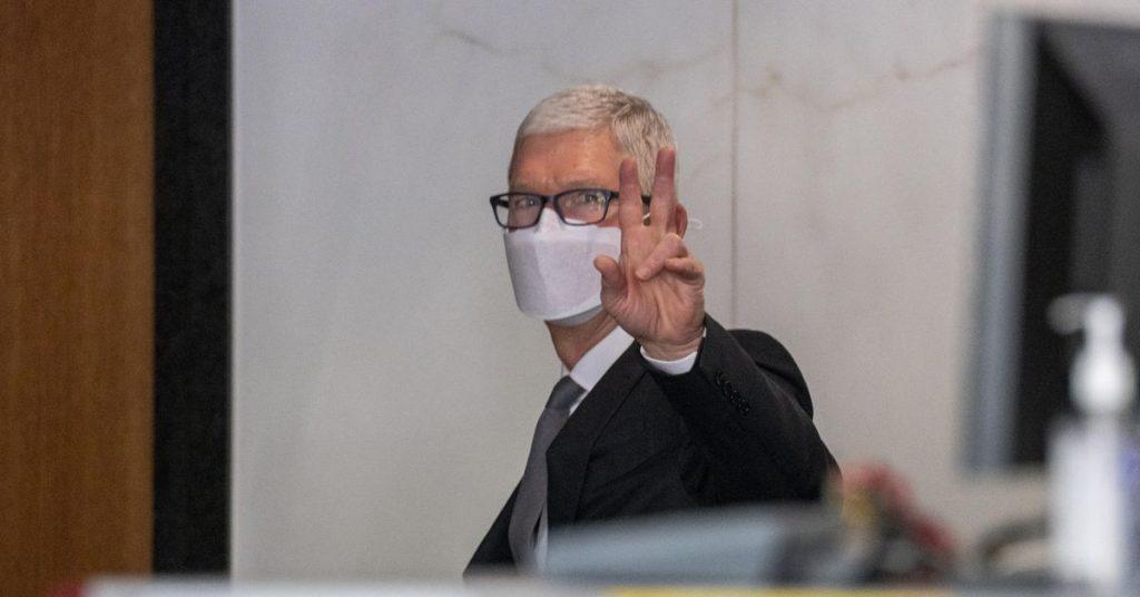 El testimonio de Tim Cook en Fortnite fue inesperadamente revelador