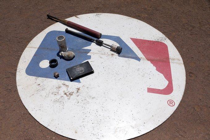 El último informe de COVID de MLB, MLBPA