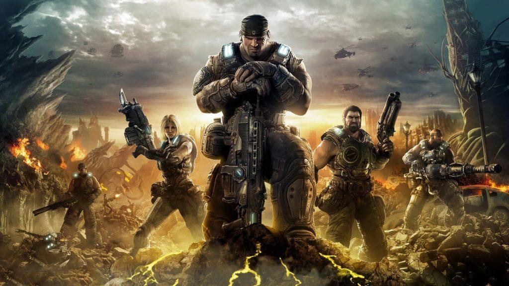 La versión para PS3 de Gears Of War 3 ya está disponible