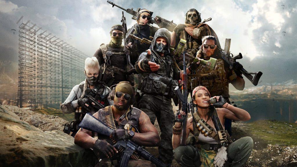 Más de 500.000 tramposos ahora están prohibidos en Call Of Duty: Warzone