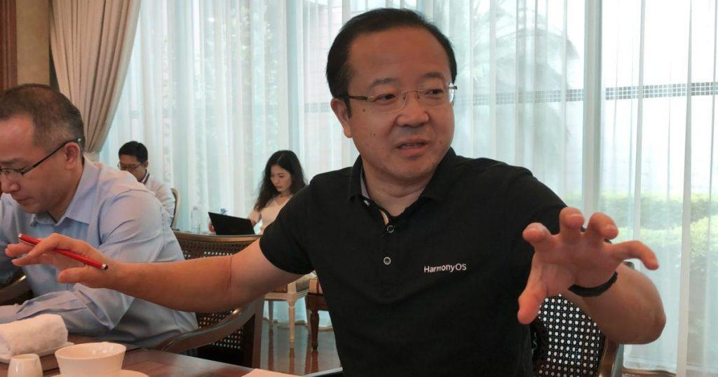 ¿La réplica de Android de Huawei complacerá a los halcones tecnológicos de China?  - cuarzo
