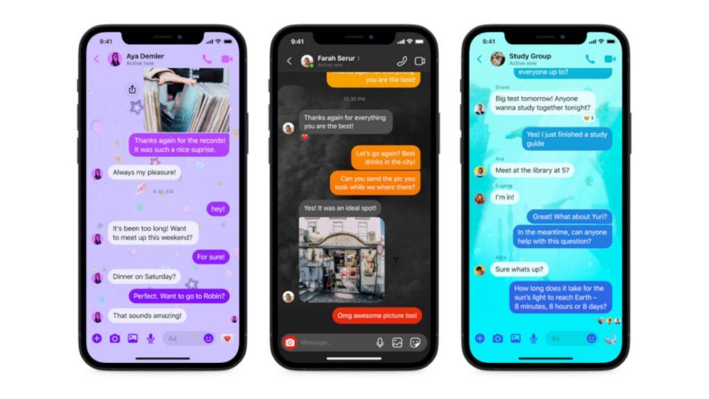 Facebook trae tres nuevas funciones a Messenger