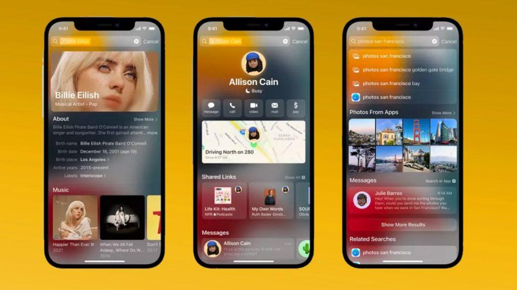 Características ocultas en iOS 15-11 Cambio que mejora su iPhone