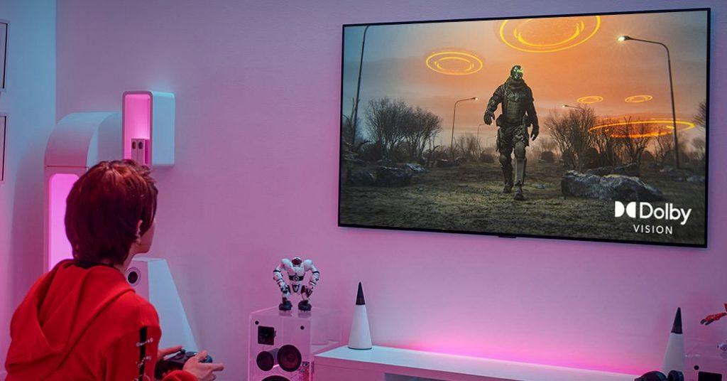 Los OLED C1 y G1 de LG mejoran en los juegos con Dolby Vision 120Hz