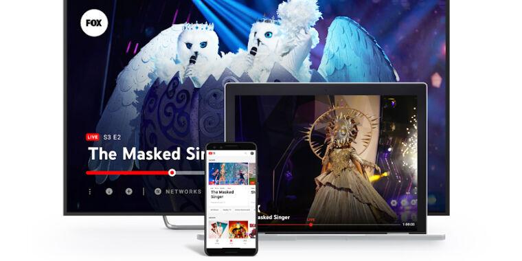 YouTube TV lanza soporte 4K y reproducción sin conexión por $ 20 adicionales