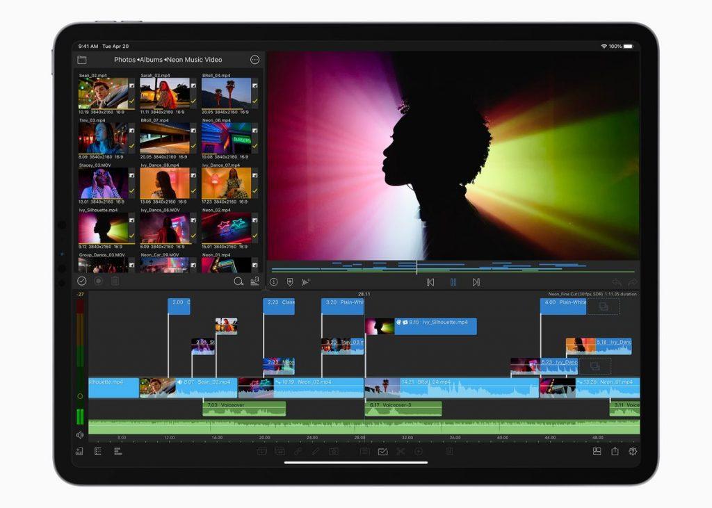 Apple equipa el iPad Pro con carga inalámbrica, nuevo iPad mini