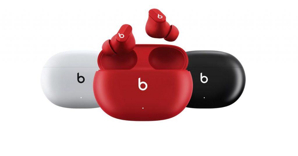 Beats anuncia audífonos Studio Buds de $ 149.99 con cancelación activa de ruido