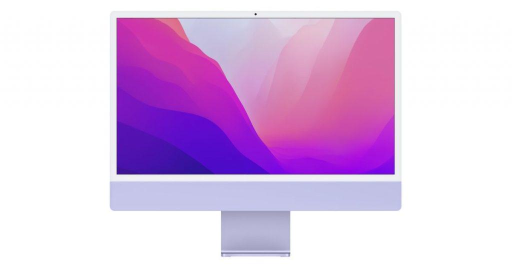 Descarga los nuevos fondos de pantalla de macOS Monterey aquí