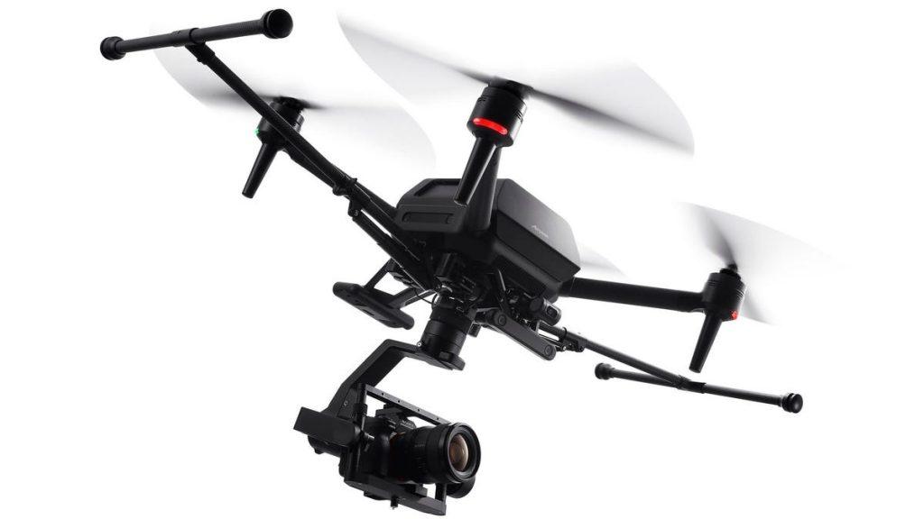 El primer dron de Sony es una bestia de grado profesional de $ 9,000