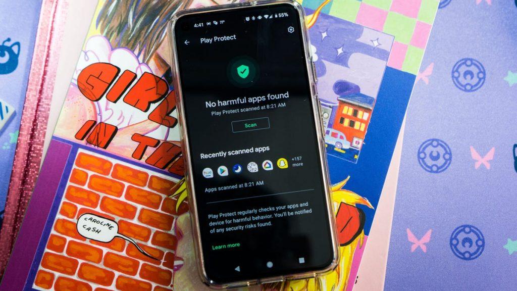 La función de Android 12 le permite cancelar el seguimiento de aplicaciones