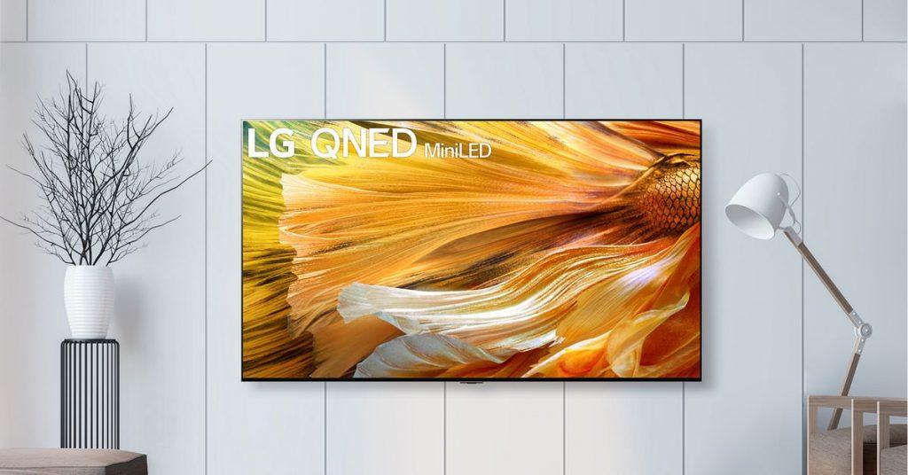 Los televisores LG Mini LED estarán disponibles en los EE. UU. A partir de julio
