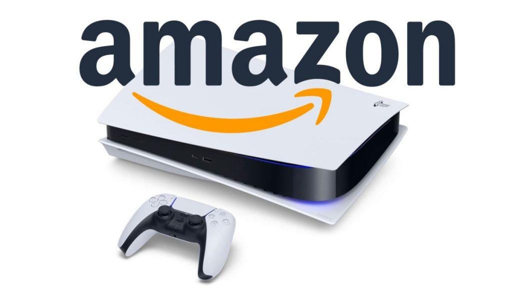 Reposición masiva de PS5: 13,000 consolas PS5 caen en Amazon