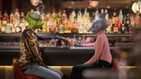 & # 39;  monstruos sexys '  Es más un sueño febril que un programa de citas, y es vital para Netflix.