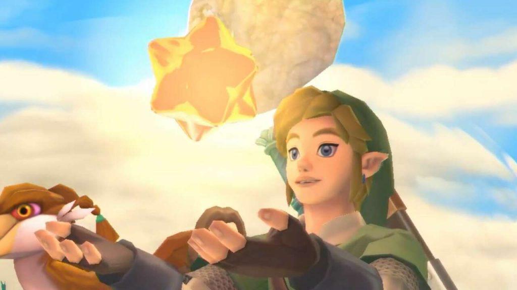 Zelda: Skyward Sword HD Gratitude Crystal Guía y ubicaciones