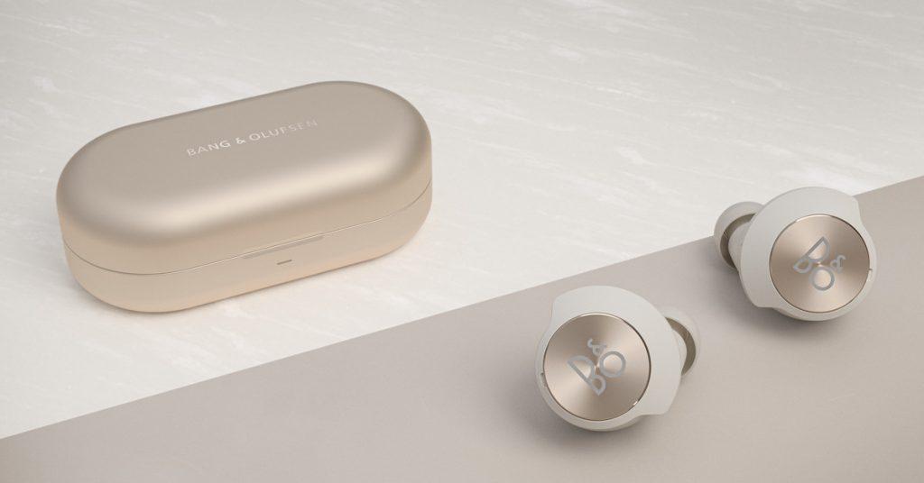 Bang & Olufsen ha lanzado su primer par de verdaderos auriculares inalámbricos con cancelación de ruido