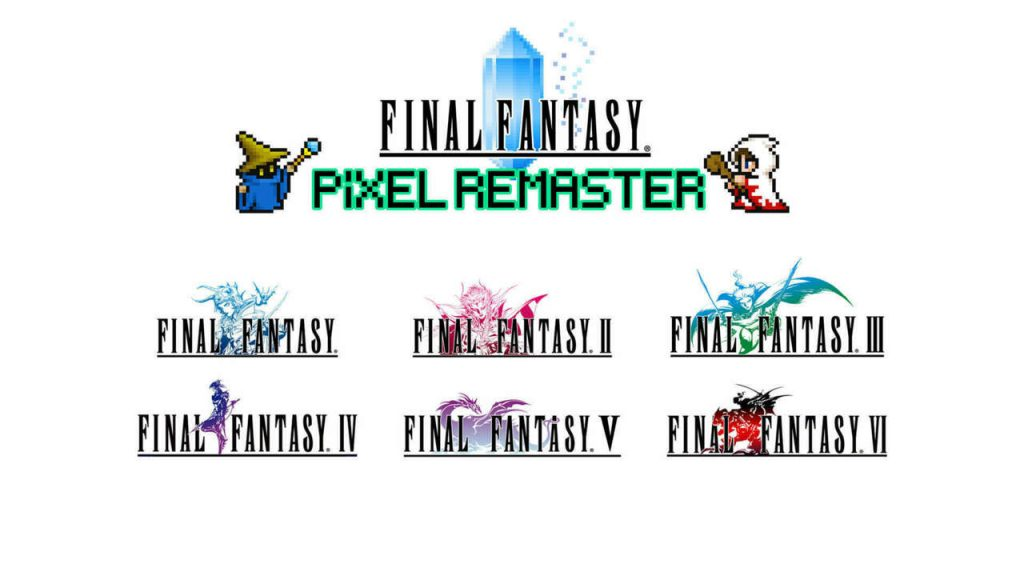 El conjunto de Final Fantasy Pixel Remaster puede llegar a otras plataformas si suficientes personas lo piden