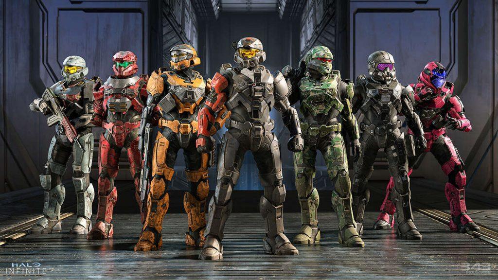 Halo Infinite Tech Test no es el lanzamiento de un juego, así que espere contratiempos como dicen 343 industrias