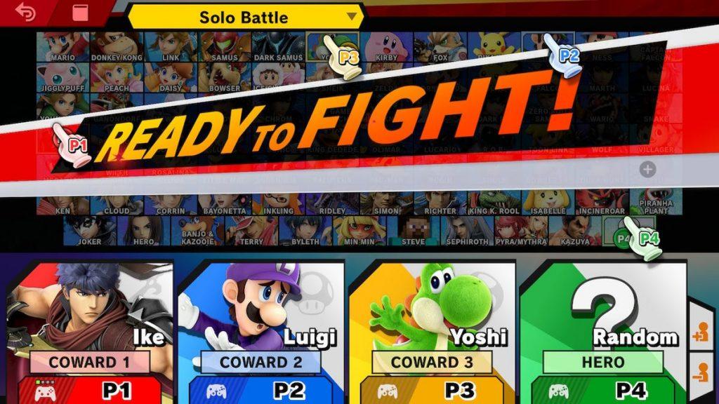 Por qué la selección aleatoria en los juegos de lucha es tan flexible