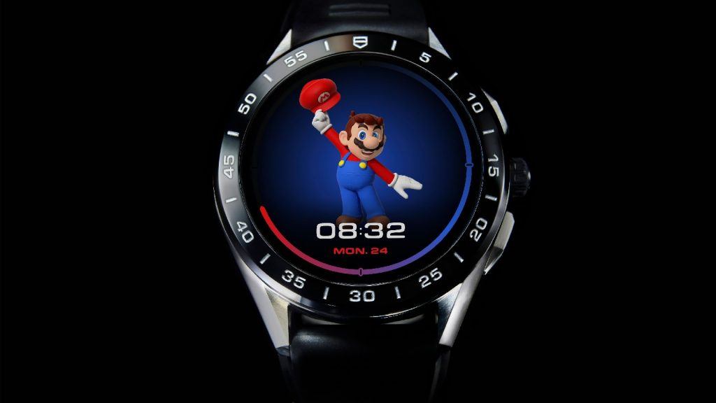 Tag Heuer Connected Limited Edition Super Mario