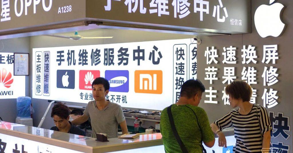 Xiaomi supera a Apple como segundo vendedor de teléfonos inteligentes por primera vez