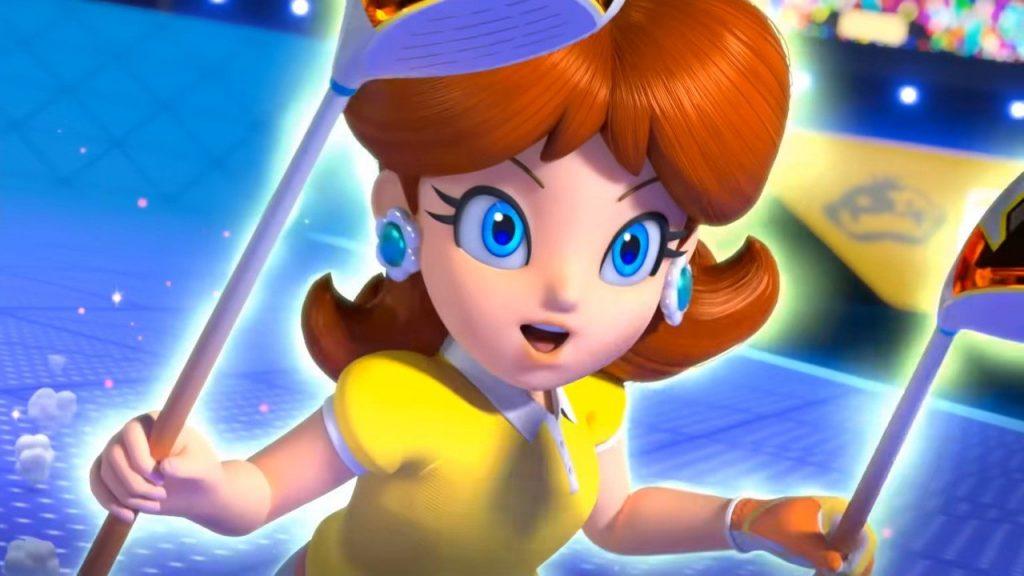 Los fanáticos de Daisy no están contentos con la nueva actualización de Mario Golf: Super Rush