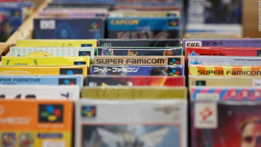 Por qué los videojuegos antiguos podrían valer millones