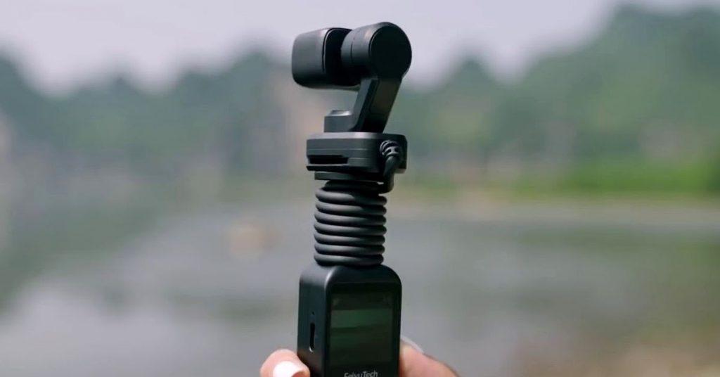 Feiyu one-ups DJI al permitirle conectar la mini cámara de autoequilibrio a cualquier cosa que desee