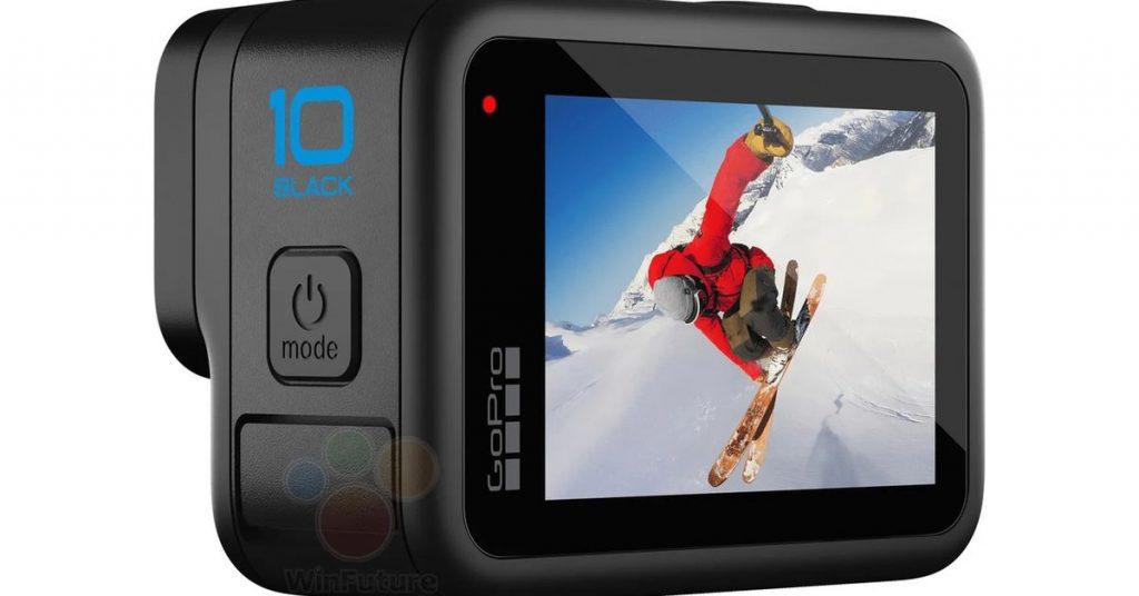 Se filtró la próxima cámara de acción insignia de GoPro
