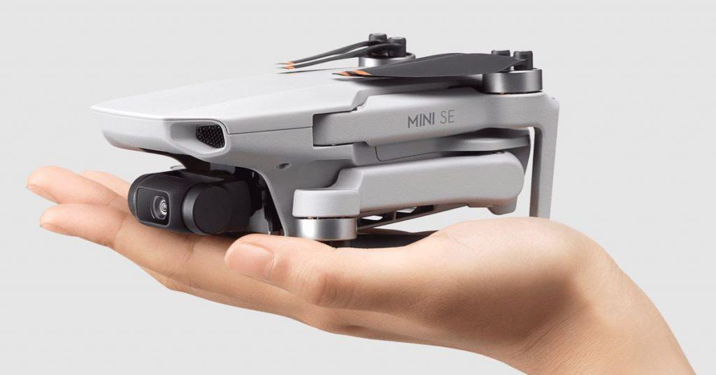 Ahora puedes comprar un mini dron DJI por $ 300