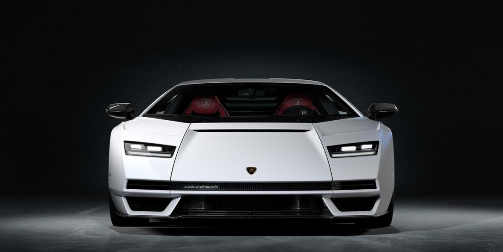 El nuevo Lamborghini Countach es un robo de efectivo satírico