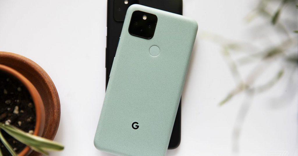 Google ya detuvo la producción del Pixel 5
