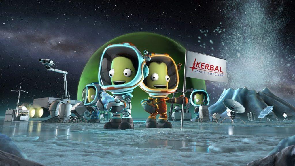 Kerbal Space Program no recibirá más actualizaciones importantes