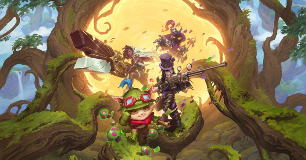 La próxima expansión de Legends of Runeterra es linda pero mortal