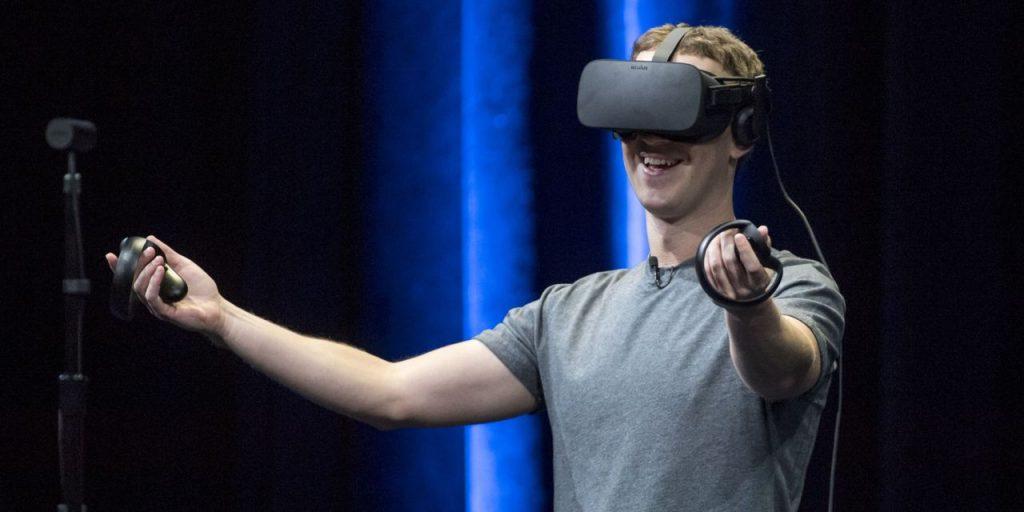 Las grandes empresas de tecnología quieren vivir en un mundo virtual.  Prepárese para problemas reales.