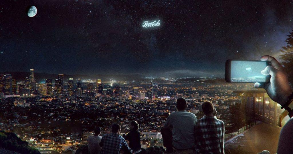 SpaceX lanza satélite para mostrar anuncios en vallas publicitarias en el espacio