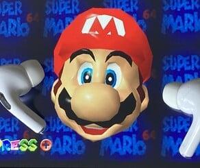 Mario AirPods